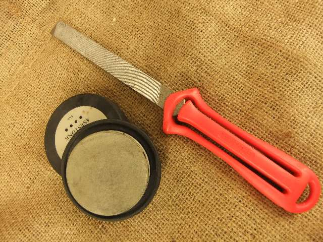 Field Sharpen a Machete North Arm Machete Co.
